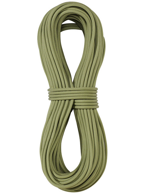 Edelrid Skimmer Pro Dry - Corde d'escalade - 7,1mm 60m olive